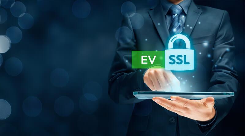 Kaj je EV SSL certifikat?