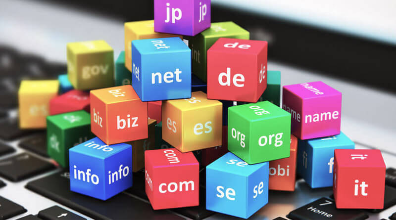 Previdno z izbiro domenske končnice!